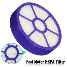 1Pcs Post Motor HEPA Filter Allergy Filter For Dyson DC33 DC33i Vacuum Cleaner For Hoover High Quality(China)