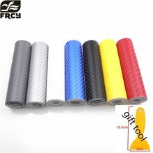 Car styling GIFT TOOL 4D Carbon Fiber stickers For Nissan ford focus 2 3 Kuga MITSUBISHI OUTLANDER SMART ASX LANCER