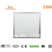 300x300mm 2pcs/lot LED Panel light 18w AC85-265V led supper bright ceiling light Warm white office light ceiling panel light