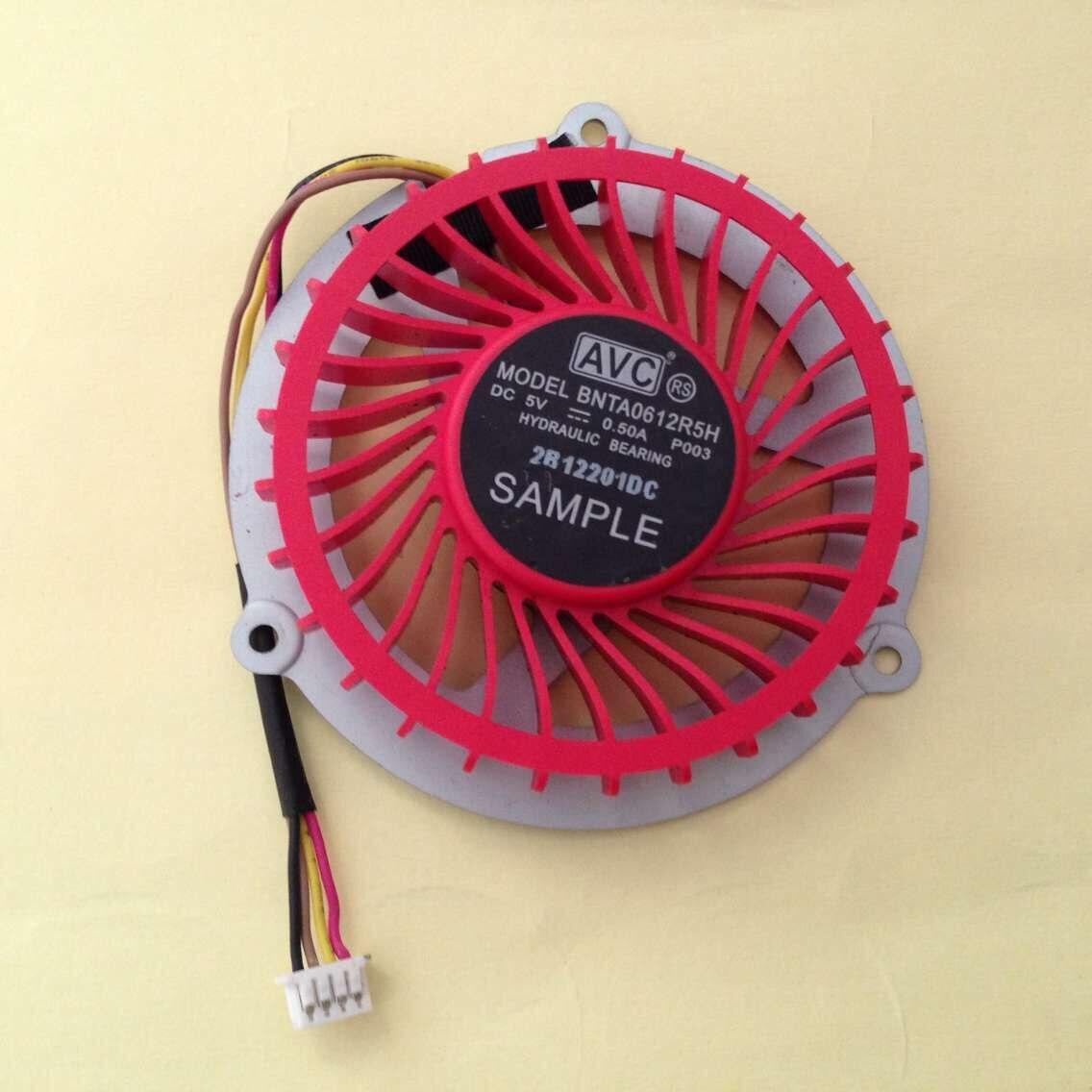 AVC BNTA0612R5H P003  5V 0.50A laptop cooling fan<br>