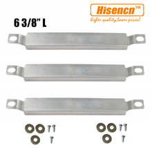 Hisencn 05592 3pcs/pk Crossover Tube Burner BBQ Gas Grill Parts Replacement For Charbroil and Kenmore Gas Grill Models