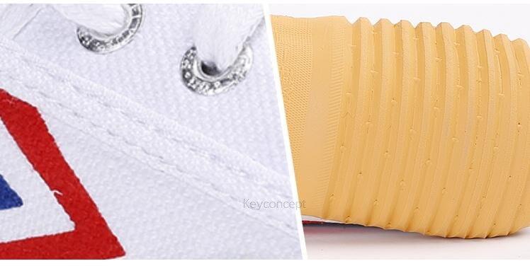 Keyconcept new Delta Mids Feiyue Classical Martial arts Taichi Taekwondo Kungfu shoes popular and comfortable