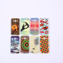 Butterfly Hand Flower Soft TPU Silicone Case For Samsung Galaxy J1 Core prime G360 Core 2 G355H Star Advance G350E Skin cover