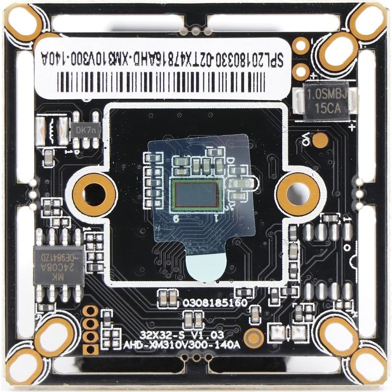 720P AHD 1/4 &quotSP140A + XM310 CMOS плата 1 0 мегапикселя 3 в для CCTV CVI TVI камера Hybird