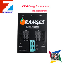 Special Offer OEM Orange5 Professional Programming Device With Full Packet Hardware + Enhanced Function Software