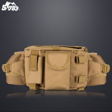 Outdoor Climbing military Hiking Riding Traveling Sport Waist Packs Upgrade Tactical Mountaineering Shoulder Messenger Bags(China)