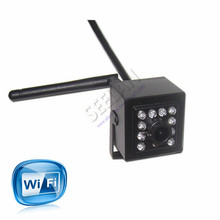 960P Wireless Mini IR Wifi IP camera IR camera Mini Wifi Webcam 940nm Led Ir Ip Camera With Ir Cut cctv camera Night Vision 960P