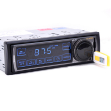 NEW Car Bluetooth MP3 SD Player USB Stereo 2.5 Inch Touch Radio FM Single DIN ME3L