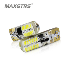 5x T10 Strobe Flashing 194 W5W 22 Led 3014SMD T10 Led Lasting Shine+Auto Strobe Flash Two modes of Operation Car light bulbs