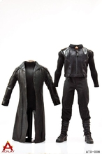 "1:6 Scale  ATX-008 Avengers alliance aegis director Nick furey coat suits For 12"" Action Figure Toys Accessories"