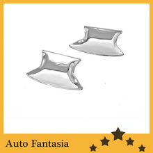 Car Styling Chrome Door Cavity Cover For Honda Accord USDM Coupe 08-12 -Free Shipping