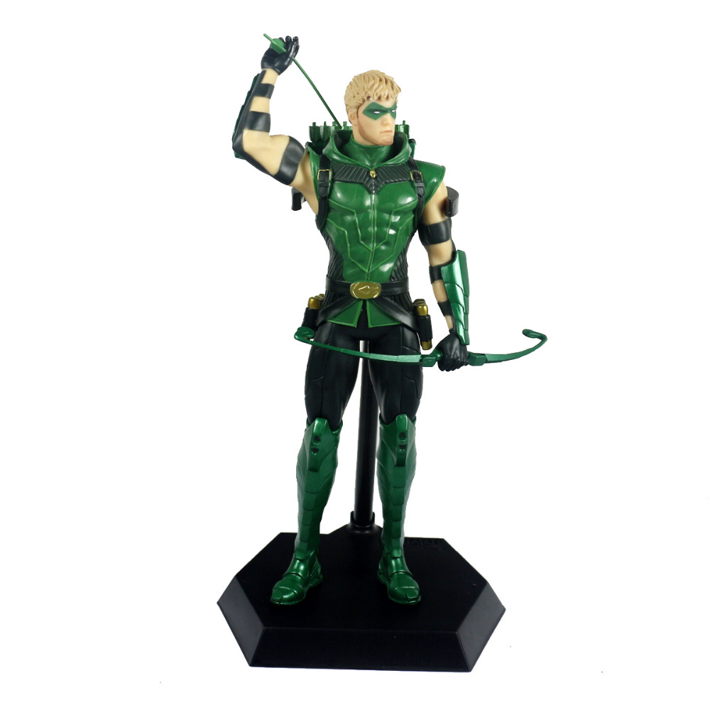 DC Comics Superhero Justice League - Green Arrow Action Figure Collectibles Model Toy CT001020<br><br>Aliexpress