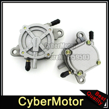 Outlet Vacuum Fuel Pump For 50cc 125cc 150cc Jonway Tank Znel Lance ATV Quad Scooter Moped 4 Wheeler