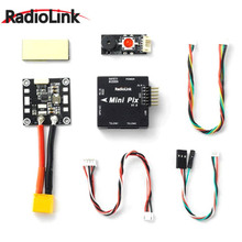 Buy Radiolink Mini PIX V1.0 F4 Flight Controller STM32F405 MPU6500 w/ Barometer Compasses VS BETAFLIGHT F4 Pixhawk RC Models for $39.99 in AliExpress store