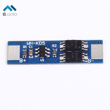1S 2A 3.2V DIY 18650 Lithium Iron Phosphate Battery Charger Protection Board Overcharge Li-ion Charging Module BMS