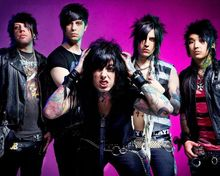 "049 Falling In Reverse - American Rock Band Music Stars 18""x14"" Poster(China)"