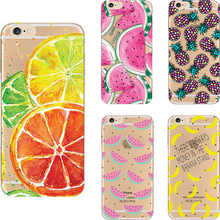 5/5S/SE Cover For Apple iPhone 5 5S SE Case Cases Phone Shell Painted Delicious Fruit Best Choose For Summer 2017
