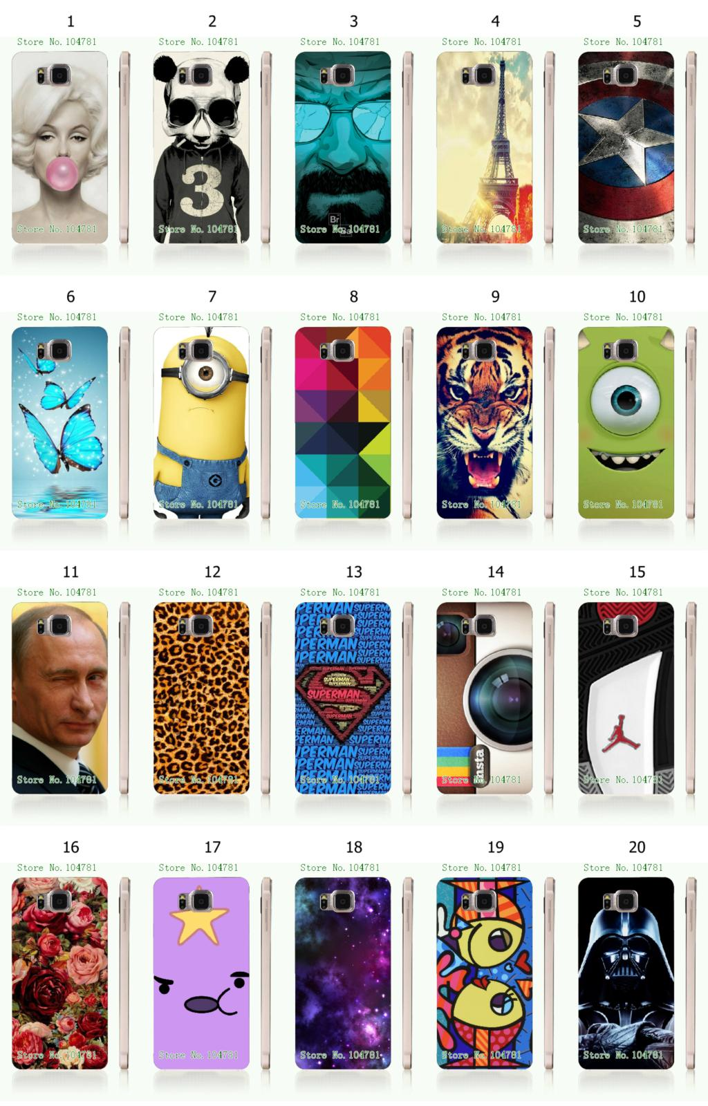 New Arrival hot sell cartoon superman jordan shoe designs white hard font b case b font