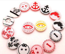 Free shipping!Button clasp wholesale Lovely children Sweater buttons DIY Accessories