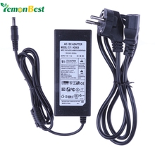 12V 6A AC/DC Power Supply Charger Transformer Adapter for LED light US/UK/EU/AU standard