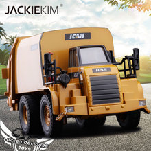 High simulation 1:50 CAT heavy construction vehicles,Alloy Pull Back cars,Removal vehicles garbage truck,transport,free shipping
