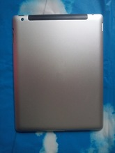 Brand New  Battery Door Back Rear Housing Cover Case Replacement   For iPad 3 A1430 3G  Version  With Logo