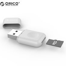 ORICO CRS12 USB3.0 TF Card Reader Mini Card Reader Mobile Phone Tablet PC USB 3.0 5Gbps for Micro TF Flash Memory Card(China)
