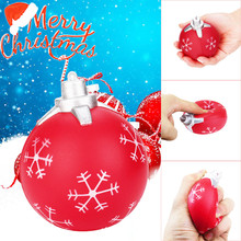 HOT 2018 9cm Ball Cream Scented Squishy Slow Rising Squeeze Toys Phone Charm gift Drop shipping(China)