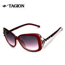 2015 Fashion Female Sunglasses New Arrival Popular Women Glasses Armacao De Oculos UV Protection For Elegant Ladies 5002