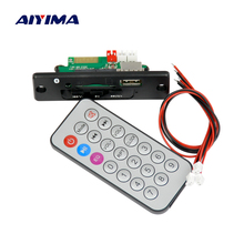 Buy Aiyima 2x3W Audio Amplifier Board MP3 WAV WMA FLAC USB Sound Card Bluetooth Audio Decoder Board DC3.7-5V for $6.31 in AliExpress store