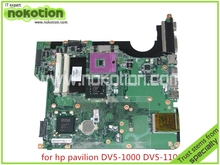 482868-001 For hp pavilion DV5-1000 DV5 laptop motherboard GM45 DDR2 Mainboard full tested(China)