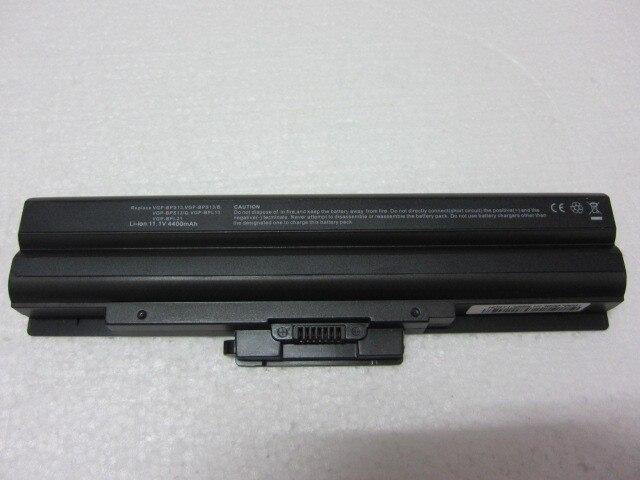BATTERY for SONY VAIO VGN-FW41ZJ//H 11,1V 4400mAh 6 celdas