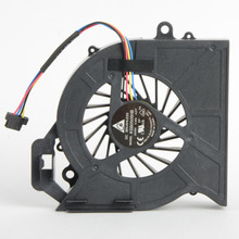 Notebook Computer Replacements Cpu Cooling Fans Fit For HP DV6-6000 DV6-6050 DV6-6090 DV6-6100 Laptops Cooler Fan(China)