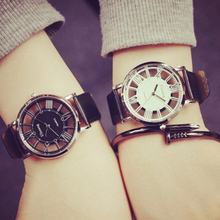 Unique Stylish Women Watch Super Star Double Hollow Design Watches Lady Fashion Casual Quartz Wristwatch Gift Girls Clock