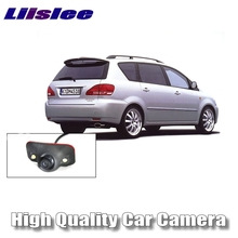 LiisLee Car Camera For TOYOTA Ipsum Sportsvan Avensis Verso Picnic High Quality Rear View Back Up Camera CCD + RCA Back CAM