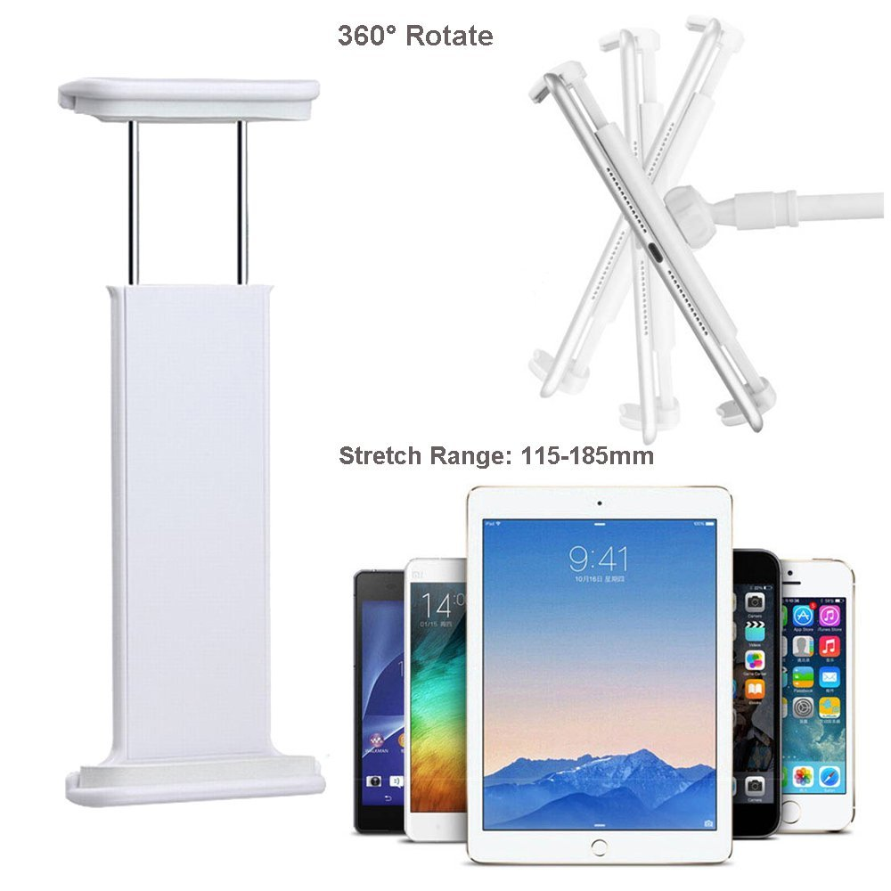 Portefeuille Gooseneck For iPad Stand Holder Tablet Mount Long Arm Bracket for iPhone 7 8 Plus iPad Pro 10.5 Soporte Accessories (6)