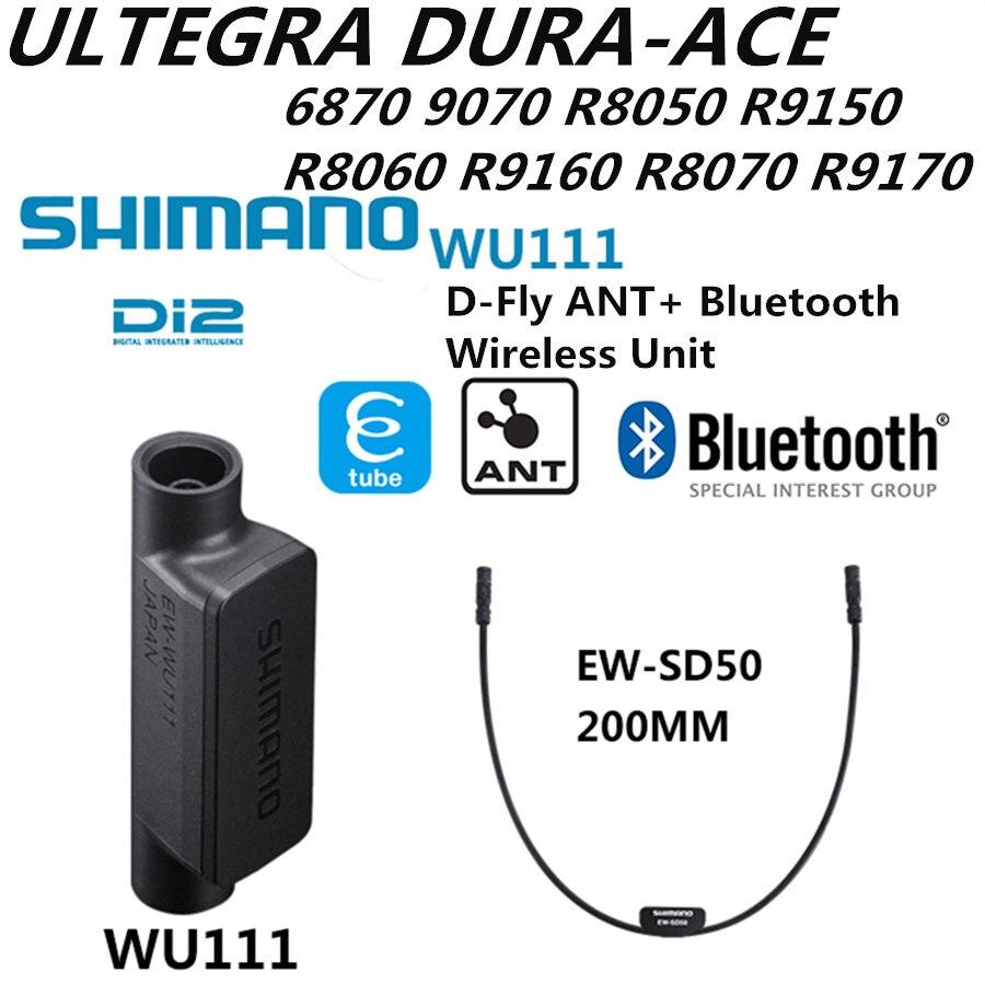 Microshift Sti Shifters R8 Double 8 28 Speed Road Bike Group Set Di2 9070 Wiring Diagram Shimano Ew Wu111 Wireless Data Transmitter Unit W Sd50 E