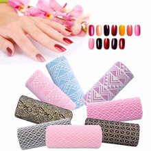 Nail Art Hand Rest Pillow Cushion Nail Manicure Tool Washable Wrist Holder Pillow Soft Lace Plush Sponge Nail Salon Beauty Tool(China)