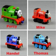 Christmas Gifts-one pc/lot 100% Original Metal Thomas & Friends metal train Models collections kids