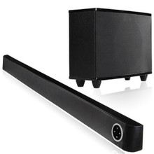 aluminum alloy WIFI 5.1 ch 150w Built-in DSP system sound of nature soundbar designed for TV with surging bass subwoofer