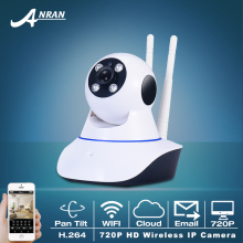 P2P 720P IP Camera Wifi Wireless Mini CCTV Camera Baby Monitor P/T Micro TF Card Security Surveillance Camera Mobile Phone APP