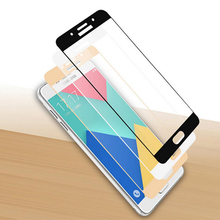For Samsung Galaxy A320 A520 A710 2017 A3 A5 A7 FULL Cover Tempered Glass Life Time Warranty No bubble
