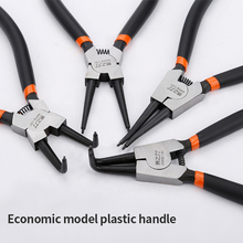 Multifunctional Snap Ring Pliers Multi Tools Multi Crimp Tool Internal External Ring Remover Retaining Circlip Pliers(China)