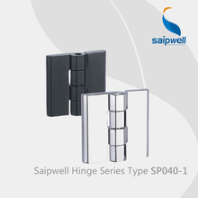 Saipwell SP040-1 zinc alloy vertical door hinges casement window hinges vvp glass door floor hinges 10 Pcs in a Pack(China)