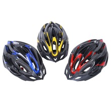 ultralight Skiing Cycling Helmet Bicycle  Adjustable  Mountain Road For Women Kids Child Men Shockproof With Visor Red