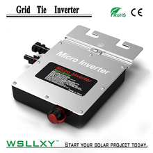 5 Years Warranty, 260W Grid Tie Micro Solar Inverter DC22-50V to AC90-140V MPPT On Grid Inverters for 300W 24V/36V Solar Panel