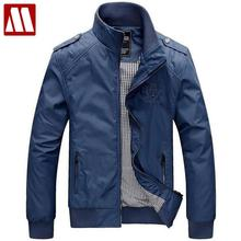 Factory wholesale Hot Sale Fashion Brand Clothes Men's Jackets Polo Jacket for man Epaulet Windcheater Military Clothing MTS424