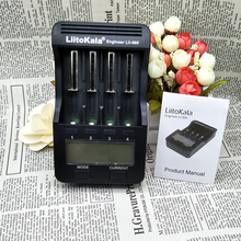 Liitokala lii-500 LCD 3.7V/1.2V AA/AAA 18650/26650/16340/14500/10440/18500 Battery Charger with screen lii500