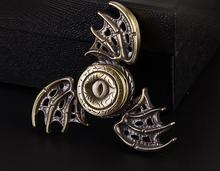 Buy Game Thrones Fidget Spinner Dragon Eyes Metal Hand skinner Finger Spinner Anti Stress Tri Spiner Toys Autism ADHD for $4.98 in AliExpress store