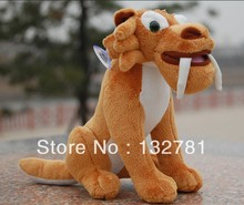 ICE AGE III Diego Plush Toy, Tiger Baby Gift, Kids Doll Wholesale with Free Shipping